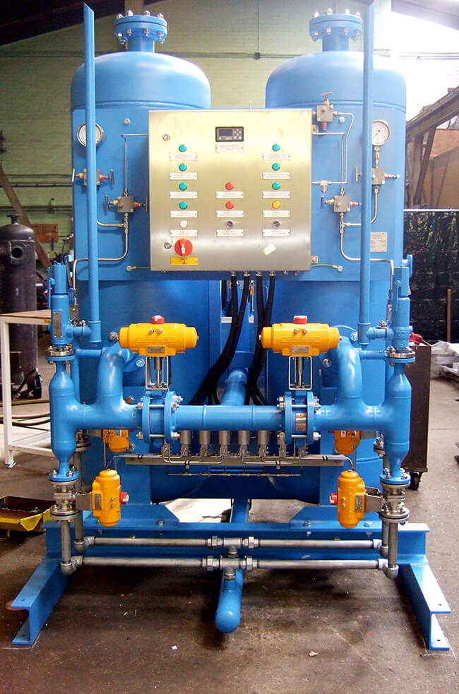 Medium pressure Dryer